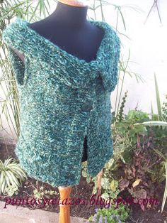 Cowl Scarf, Shawl, Crochet Scarves, Knit Crochet, Knitting Stitches, Knitting Patterns, Hippie Chic, Casual, Clothes