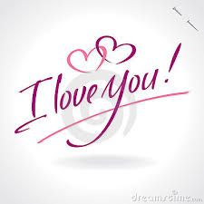 Image result for i love you vector