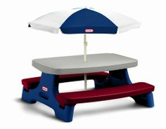 Little tikes picnic table Cute Design for Kids