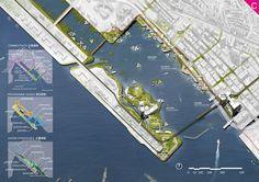 """""""飞跃启德""""城市规划设计概念国际比賽"""