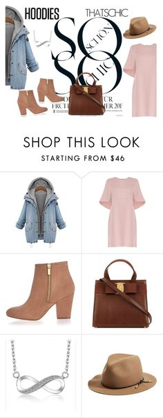 """""""Hoodie fever"""" by amishra ❤ liked on Polyvore featuring Valentino, River Island, rag & bone, women's clothing, women's fashion, women, female, woman, misses and juniors"""