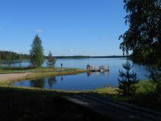 Finland Ilomantsi Sonkajan järvi