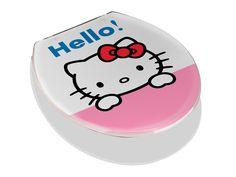 #Cipì #Hello #Kitty Coprivaso | #moderno | su #casaebagno.it a 29 Euro/pz | #accessori #bagno #complementi #oggettistica #gadget