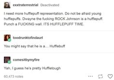 Hufflepuff pride for my sis, not me, slytherin all the waaaaayyyy