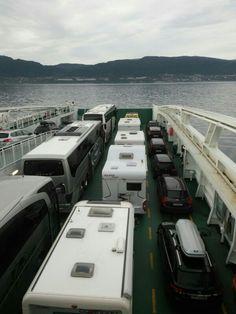 Ferry to Molde