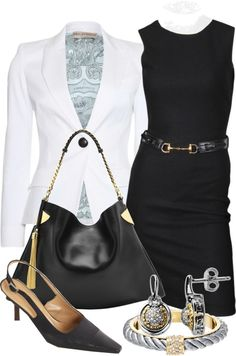 """""""Black & White"""" by gangdise on Polyvore"""