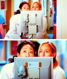 Grey's Anatomy - Teddy and Cristina :)