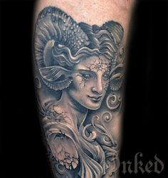 Ryan Ashley Tattoos | Tattoo Artists - Inked Magazine