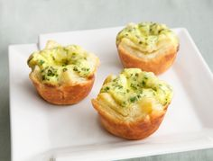 Fresh Herb Mini Tartlets