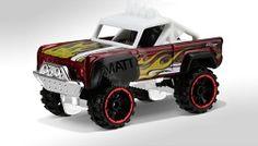 Modelos 2016 - Hot Wheels