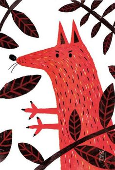 Carmen Saldana - professional children's illustrator, view portfolio