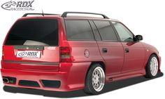"""189 EUR Rear Bumper Opel/Vauxhall Astra F Caravan """"GT-Race"""" #vctgermany exw till 27Sep15 WHATSAPP 491708031194 http://ift.tt/1PsIH2M http://ift.tt/1VXeiOX"""