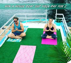 Purchase any RAVE Sports paddle board through Dec 2018 and you're entered to win a houseboat/paddleboard yoga retreat day with Sup-Poser in Stillwater, MN! Win A House, Paddle Board Yoga, Sup Yoga, Yoga Day, Yoga Retreat, Paddle Boarding, Stand Up, Beach Mat, Rave