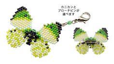 """Papillon motif kit """"Monhiwachou"""""""