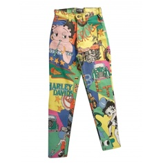 """Some1 old....Couture Jeans \""""Betty Boop\""""  VERSACE   (via #spinpicks)"""