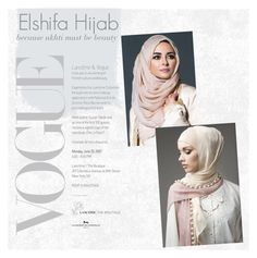 """Elshifa Hijab"" by shintawidyarini on Polyvore"