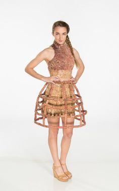 Wine cork fashion - Re-Innovative Project on RISD Portfolios