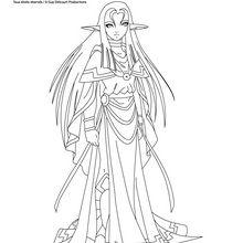 SHIMY Elfe élémentaire Lily, Fan Art, Comics, Cool Stuff, Characters, Books, Anime, Souvenir, Dibujo