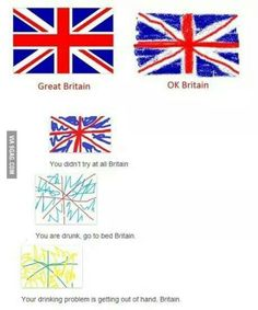 Damnit britain