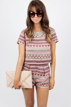 Love this two piece outfit! Only $29.99