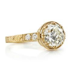 Get gorgeous gold rings like this on HowHeAsked's Ring Finder