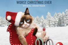 Grumpy cat Christmas movie