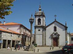 Trancoso, a Historic Village (Aldeia Histórica) of Central Portugal