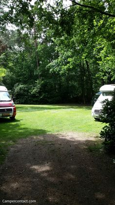 Camperplaats Natuurkampeerterrein Morgenrood in Oisterwijk (Nederland) | Campercontact