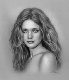 Learn to Draw Realistic Portraits in Pencil Realistic Pencil Drawings, Art Drawings, Graphite Art, Charcoal Art, Draw On Photos, Face Photo, Pencil Portrait, Learn To Draw, Drawing People