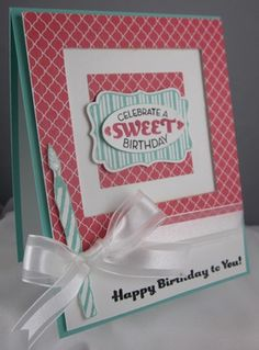 Cycle Celebration by Carol Payne - Cards and Paper Crafts at Splitcoaststampers
