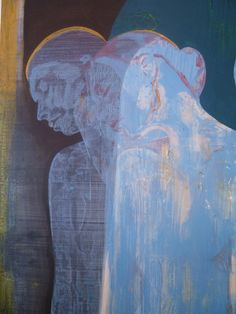 Figure Painting, Painting & Drawing, Mural Painting, Painting Abstract, Abstract Canvas, Art Paintings, Canvas Art, Art Inspo, Bel Art
