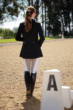 Equestrian chic #BeautifullyYou