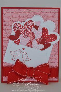 I {heart} Hearts by heartfeltstamper - Cards and Paper Crafts at Splitcoaststampers