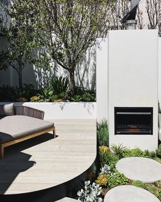 Outdoor fireplace courtyard design with best landscaper reccommendations tristanpeirce Landscape Architecture Pool and Garden Design What Is Landscape Architecture, Landscape Plans, Landscape Design, Garden Design, Outdoor Rooms, Outdoor Living, Outdoor Decor, Outdoor Seating, Exterior Design