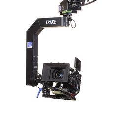 Trixy remote head with RED EPIC-X camera.