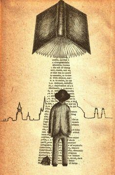 """""""A literatura é sempre uma expedição à verdade."""" (Franz Kafka)"""