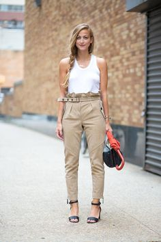 Street Style fit for New York Fashion Week.