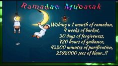 The Blessed month of Ramadan is upon us. Wish your loved ones Ramadan Mubarak. Best Ramadan Wishes and Greetings for this Ramadan. Ramadan Images and Quotes. Ramadan Messages, Ramadan Cards, Islamic Messages, Ramadan Kareem Pictures, Ramadan Images, Ramadan Quran, Ramadan Mubarak, Humility, Forgiveness