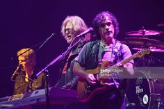 Daryl Hall and John Oates perform on stage at the Okeechobee Music & Arts Festival, Day 2, on March 4, 2016 in Okeechobee, Florida.