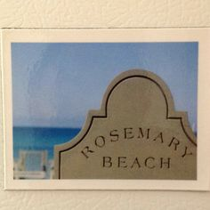 Rosemary Beach Florida