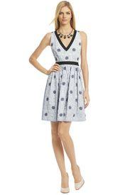 Sea Salt Summer Dress - Moschino Cheap and Chic