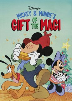 Mickey and Minnie's Gift of the Magi | Disney Book Club by Early Moments