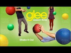Shake It Out - Glee
