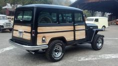 1957 Willys Wagon Air Brushed Woody Willys Wagon, Jeep Willys, My Dream Car, Dream Cars, Cool Trucks, Cool Cars, Woody Wagon, Expedition Vehicle, Tug Boats
