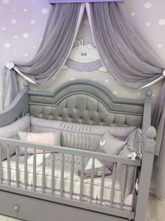 Baby Crib Diy, Baby Bassinet, Baby Cribs, Baby Crib Designs, Baby Room Design, Teen Room Decor, Baby Decor, Nursery Decor, Baby Bedroom