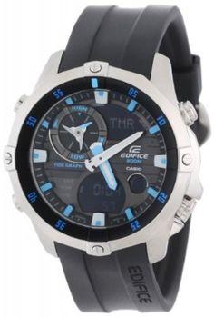 e0c66581ce1 Relógio Casio Men s EMA100-1A Edifice Multi-Function Marine Line Analog  Watch  relogio