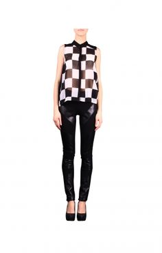 Black Leggings, Black Pants, Wardrobe Staples, Public, This Or That Questions, Boutique, Leather, How To Wear, Closet