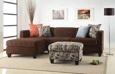 Ashtyn Reversible Chaise Sectional