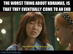 Things you can understand and relate to as a kdrama fan. This drama was amazing