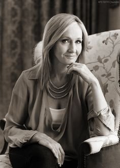 J.K. Rowling is probably one of the greatest woman alive. I don't read any of her books, I actually hate Harry Potter, but she is a true hero, She lost her billionaire status because she gave so much to charity. I believe she also saved a little girls life from anorexia by telling her if she could beat it then she could try out for the role of one of the girl's in harry potter and she did.